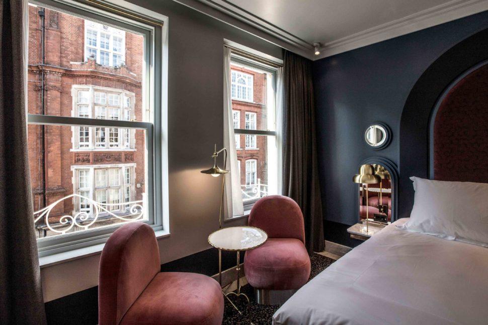 伦敦酒店酒店,还有巴黎夫人