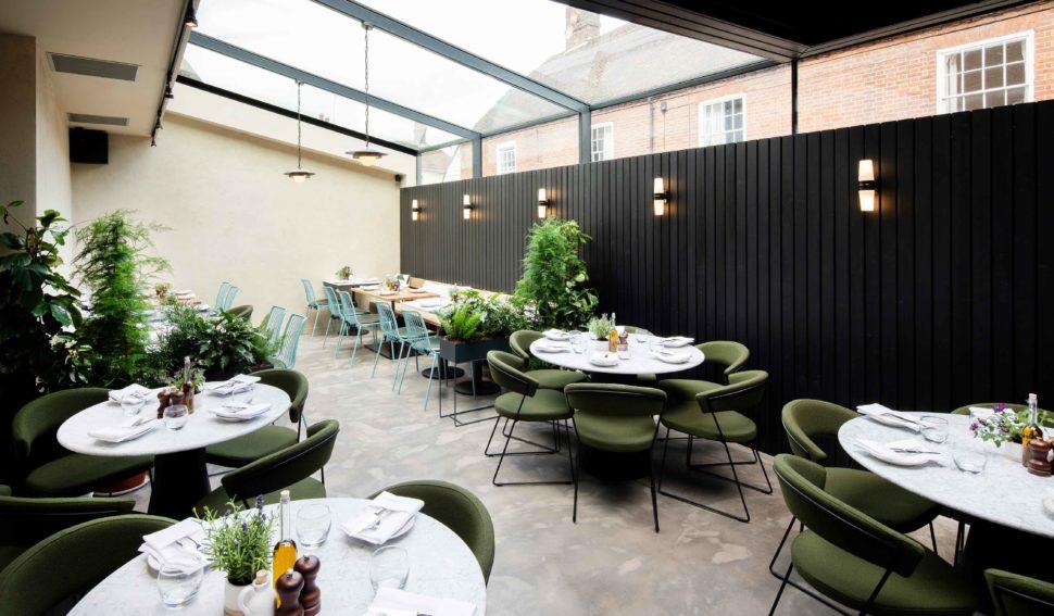 Orangerie at Amano Restaurant, Mr & Mrs Smith