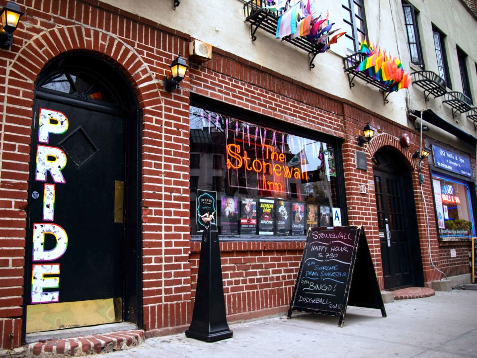 The Stonewall Inn, New York - Mr & Mrs Smith