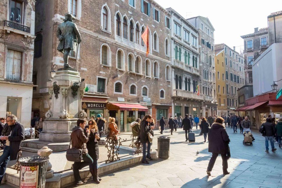 Venice, Mr & Mrs Smith
